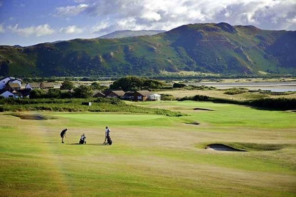 Golf Clubs in Llandudno