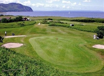 Maesdu Golf Club in Llandudno