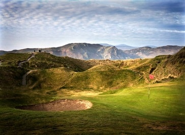 North Wales Golf Club in Llandudno