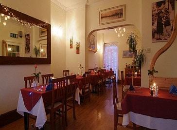 Restaurant Mamma Rosa in Llandudno